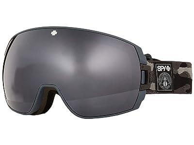Spy Optic Legacy (Spy + Eric Jackson Hd Plus Bronze w/ Silver Spectra Mirror + H) Snow Goggles