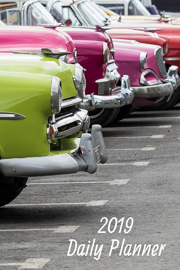 彼女のアライアンスレシピ2019 Daily Planner: Classic cars