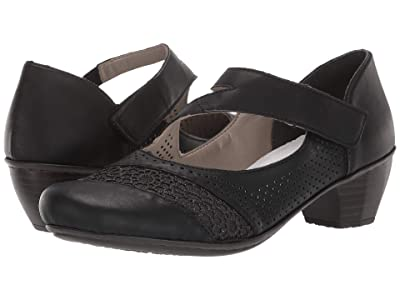 Rieker 41743-00 (Black) Women
