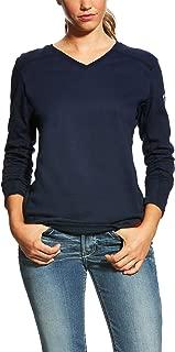 Women's Flame Resistant Ac TopWork Utility Tee Shirt