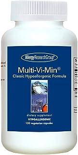マルチビタミン・ミネラルMulti-Vi-Min150ベジタリンカプセル[海外直送品]
