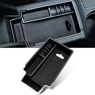 YEE PIN Compatibile con Smart forfour w453 2014 2015 2016 2017 2018 2019 2020 tappetini in Gomma Console Centrale Tappetini Antiscivolo Auto Accessori Interni