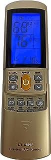 AC Remote Control For Carrier, Trane, Toshiba, Sanyo, Mitsubishi, Fujitsu, Hitachi, Haier, LG, York, Midea, Panasonic, Sha...