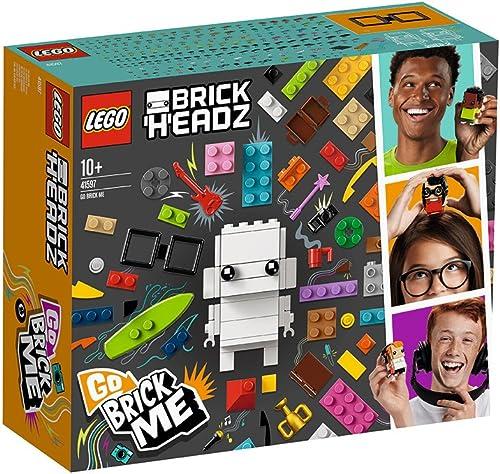 artículos de promoción LEGO LEGO LEGO BrickHeadz - Mi yo de ladrillos (41597)  las mejores marcas venden barato