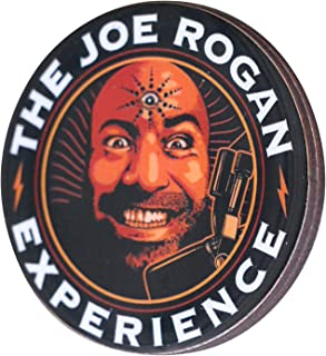 The Joe Rogan Experience Fridge Magnet (1 layer)