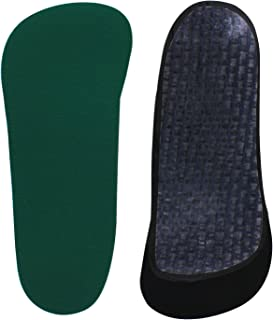 Spenco Rx Thinsole 3/4 Length Shoe Insoles, Women's 7-8 / Men's 6-7