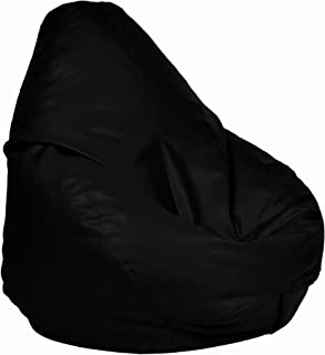 Ample Decor Large Leatherette Bean Bag Covers Only Ideal for Children's and Teenagers, Ultra Soft, Durable Bean Bags (Fill...