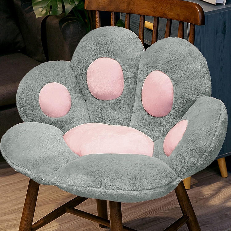 HTTMHU Plush Toys Kawaii Soft Paw S Cat Seat Cute Pillow Safety and trust Finally popular brand Cushion