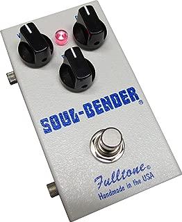 Fulltone Soul-Bender Overdrive Pedal
