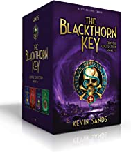 The Blackthorn Key Cryptic Collection Books 1-4: The Blackthorn Key; Mark of the Plague; The Assassin's Curse; Call of the...
