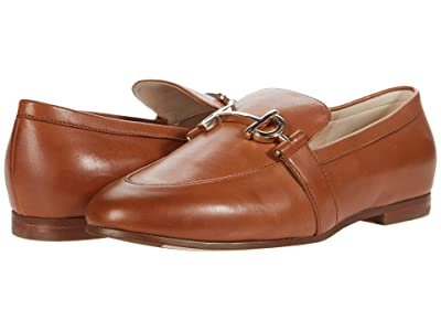 Cole Haan Modern Classics Loafer (British Tan Majestic Leather/Dark Natural Os) Women