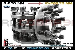 Tuning_Store by USA 8 Lug to 10 Lug Hub Centric Adapters 8x200 .75