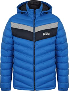 Tokyo Laundry Men's Langham Quilted Puffer Jacket