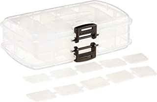 Plano 3449-22 Small Double-Sided Tackle Box, Premium Tackle Storage