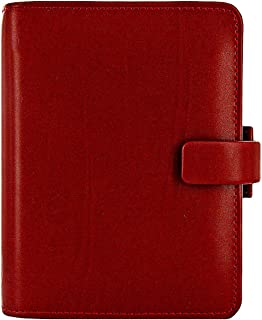 Filofax Pocket Metropol Organiser red