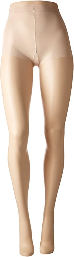 Gold shimmer pantyhose answer