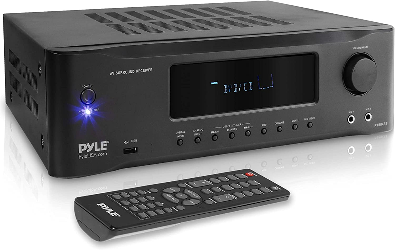 5.2-Channel Hi-Fi Bluetooth Ranking TOP13 Stereo Amplifier AV Home 1000 Watt Under blast sales -