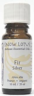 Snow Lotus Fir, Silver Essential Oil Organic 10ml