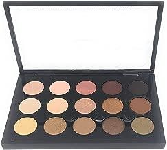MAC Palette Eyeshadow x15 Warm Neutral