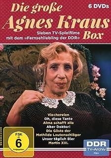 Die große Agnes Kraus Box 6 DVDs