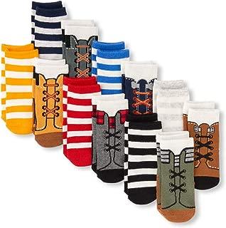Pack de 12 calcetines para bebé de The Children's Place
