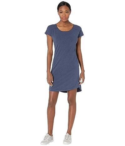 The North Face Loasis Tee Dress (Urban Navy Heather) Women
