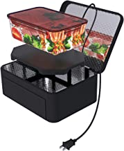 Portable Oven Personal Food Warmer for Prepared Meals Reheating & Raw Food Cooking at..