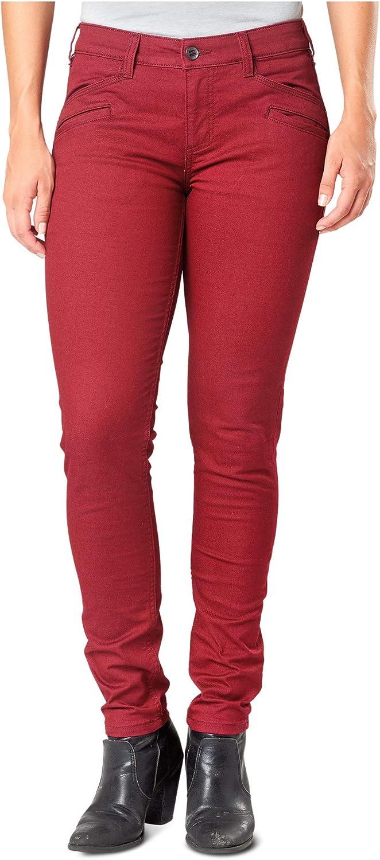 Women's DefenderFlex Pant Code Red, 10