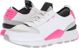 Puma White/Gray Violet/Knockout Pink