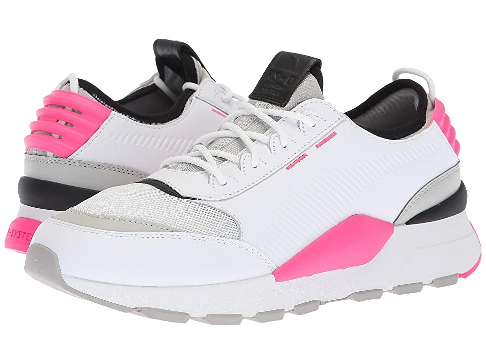 PUMA Rs-0 Sound (Puma White/Gray Violet/Knockout Pink) Men