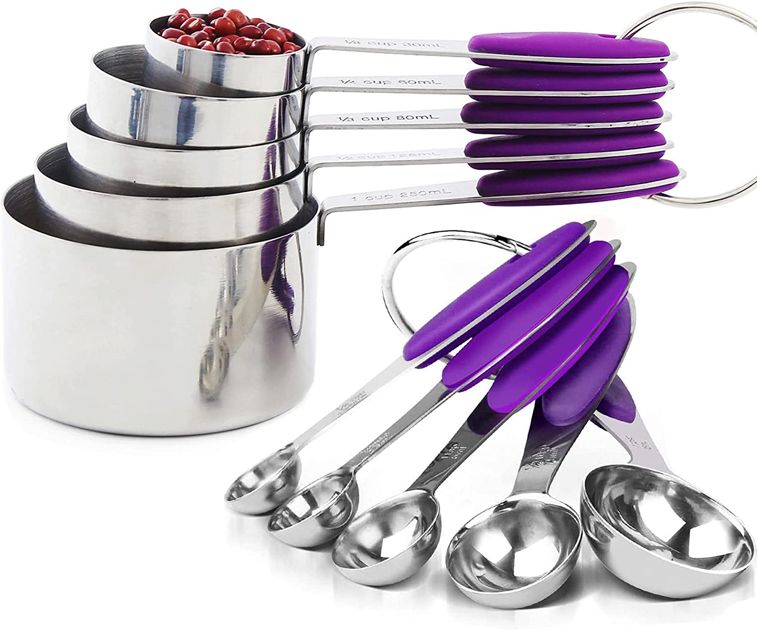 Popular overseas VOJACO Measuring Cups S Industry No. 1 and Spoons