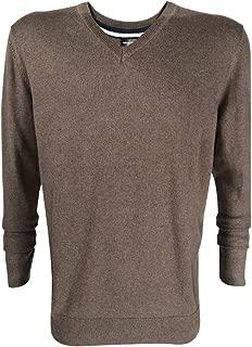 Knitwear Kingdom Men's Cashmere V-Neck Sweater Classic