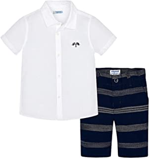 Mayoral, Conjunto para niño - 3269, Blanco