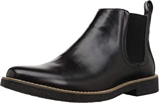 Deer Stags Men's Rockland Memory Foam Dress Casual Comfort Chelsea Boot