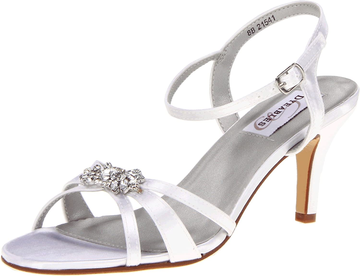 Dyeables Women's Peach Sandal Max 73% OFF Indefinitely Leather