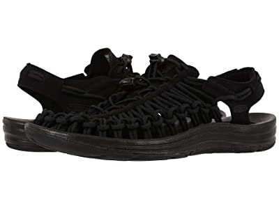 Keen Uneek (Black/Black) Women