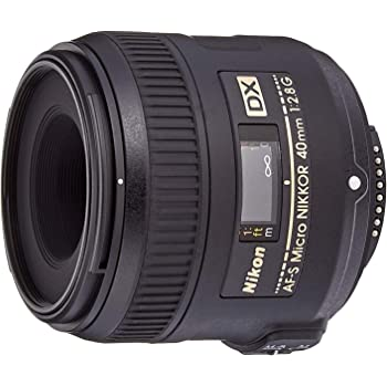 Nikon 単焦点マイクロレンズ AF-S DX Micro NIKKOR 40mm f/2.8G ニコンDXフォーマット専用