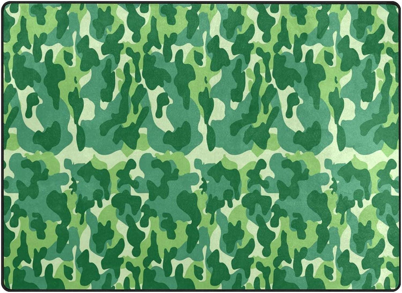 FAJRO Green Leopard Print Rugs for entryway Doormat Area Rug Multipattern Door Mat shoes Scraper Home Dec Anti-Slip Indoor Outdoor
