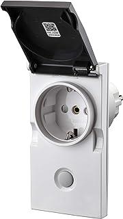 Popp pope700397Smart Outdoor Plug, 3500W, 230V