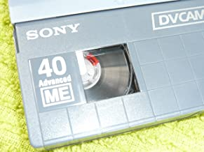 Sony Mini DV CAM Prof Tape 40min, pdvm40N (40&