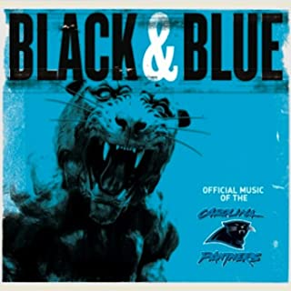 Black & Blue: Official Music of the Carolina Panthers