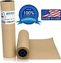 Brown Jumbo Kraft Paper Roll - 18