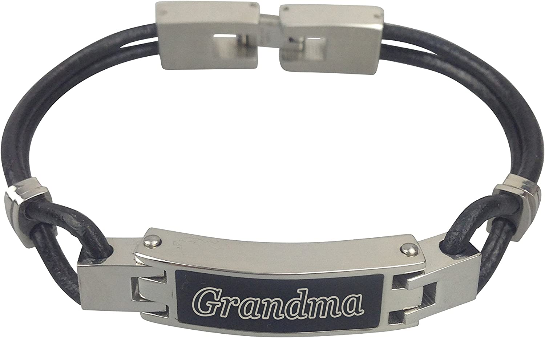 Love to Treasure Grandma Contemporary Memorial - As Urn Bracelet San Max 55% OFF Jose Mall