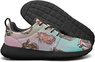GDDF HXB Horses and Cows Lightweight Running Competition Men's Shoes