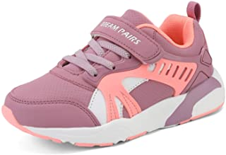 Boys Girls Athletic Sports Sneakers Tennis Running Shoes
