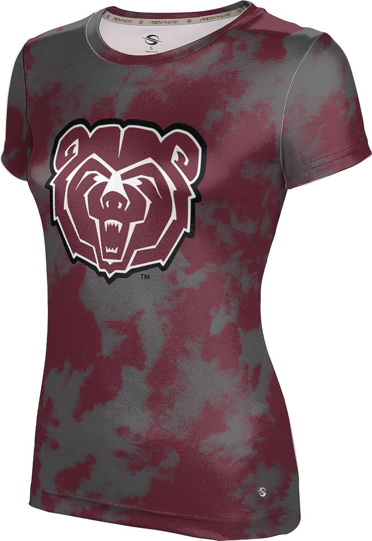 ProSphere Missouri State University Girls' Performance T-Shirt (Grunge)
