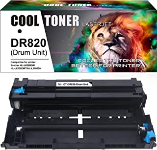 Cool Toner Compatible Drum Unit Replacement for Brother DR820 DR-820 DR 820 use for Brother HL-L6200DW MFC-L5900DW MFC-L58...