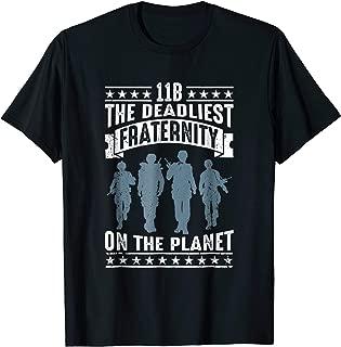 11 Bravo The Deadliest Fraternity T Shirt 21611
