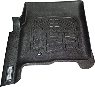 Westin Wade 72-110011 Black Sure-Fit Front Right and Left Molded Floor Mat Set - 1 Pair