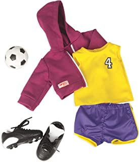 Our Generation BD30134 Team Player Dolls Clothes, Various